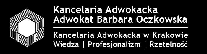 Kancelaria Adwokacka Adwokat Barbara Oczkowska